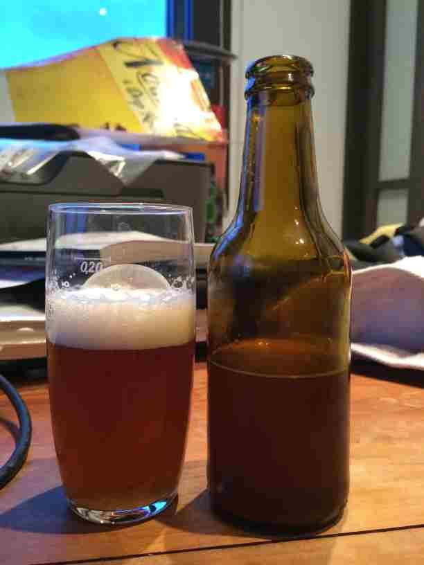 seconde fermentation en bouteille