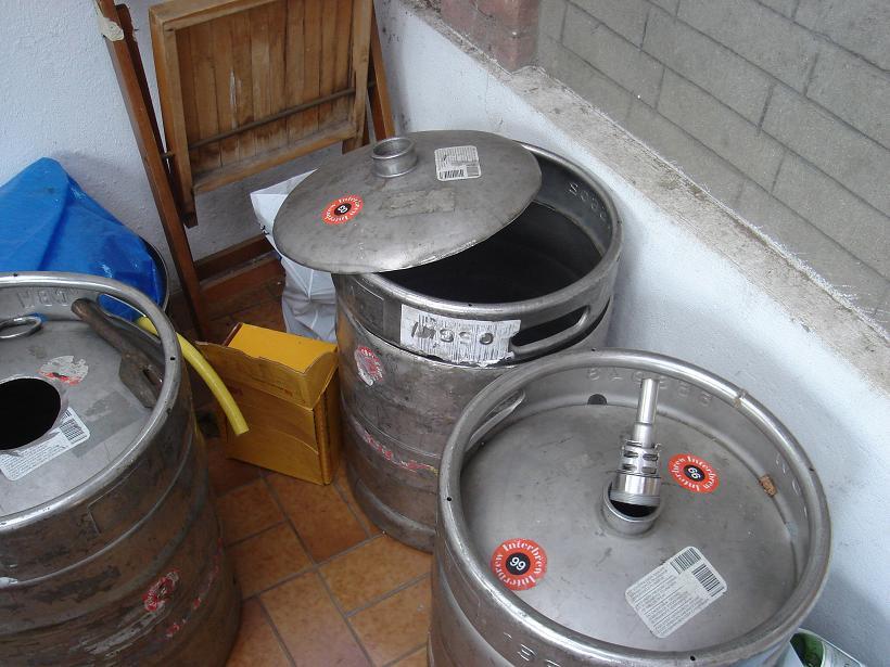 Souvent BrassageAmateur.com • Afficher le sujet - futs de biere vides en  WQ62