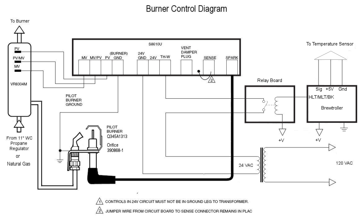 WRG-7297] Honeywell Ignition Module Wiring Diagram on