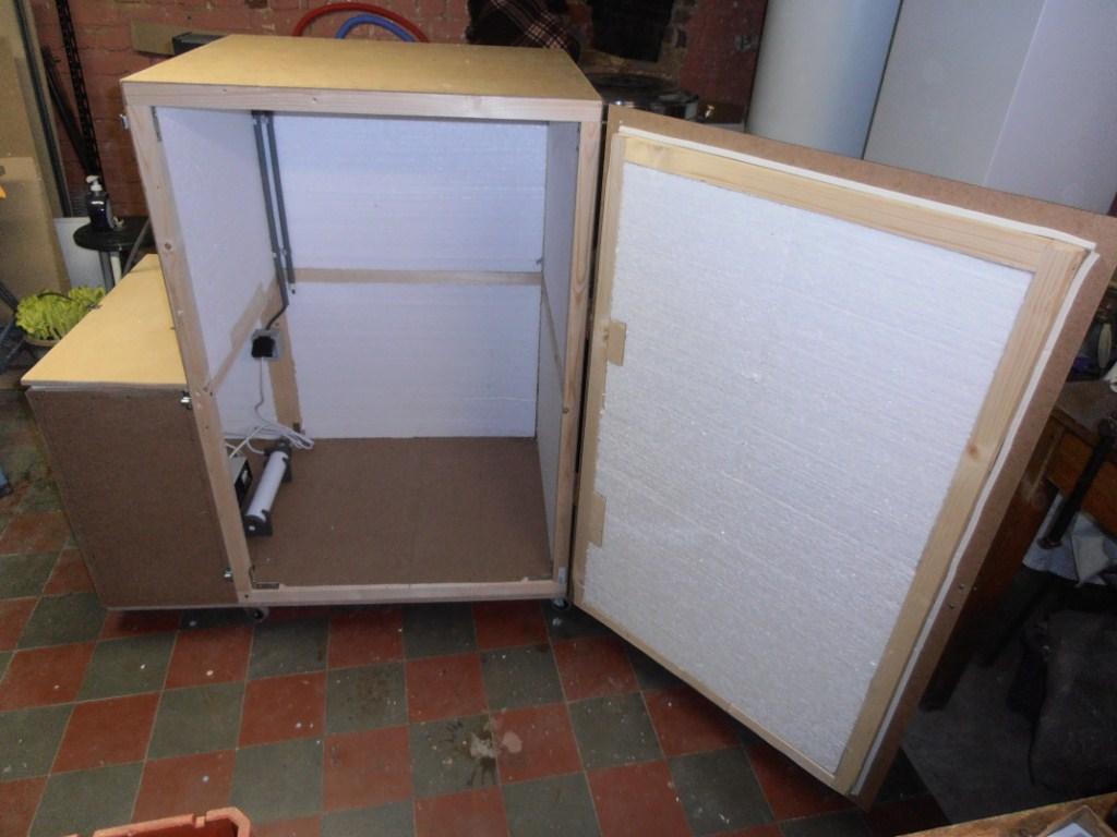 100 joints frigo chambres froides le fonctionnement for Chambre de compensation