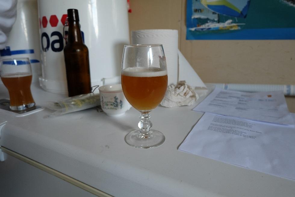 r/éaliser une Brew American Pale Ale Bi/ère kit de recettes claire